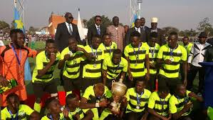 L'AS Nyuki sacrée championne de la coupe du Congo