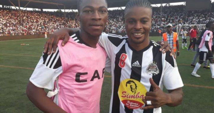 Muleka et Mputu propulsent Mazembe en quarts de finale !