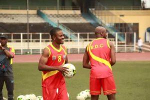 La RDC statique dans le classement FIFA