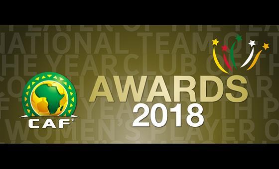 Préparatifs des Awards 2018
