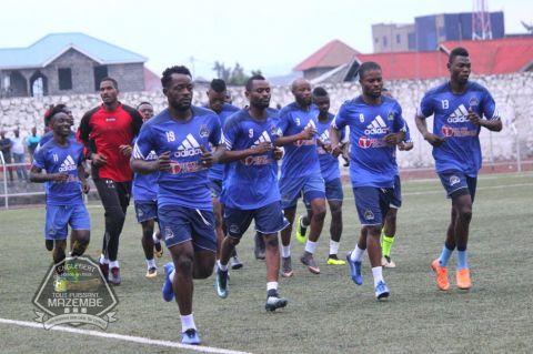 Muungano-Mazembe : Les déclarations d'avant-match !