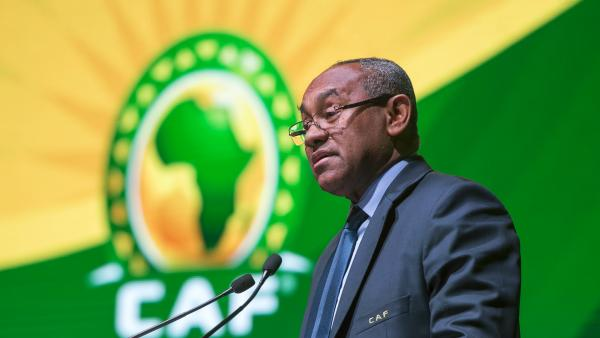 Le président de la CAF rend hommage à Ndaye Mulamba