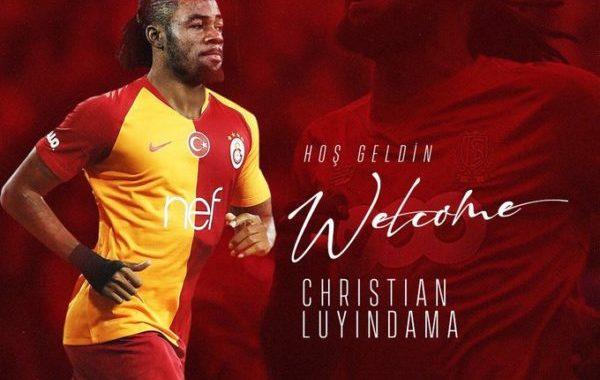 Turquie : Luyindama passe sa visite médicale à Galatasaray