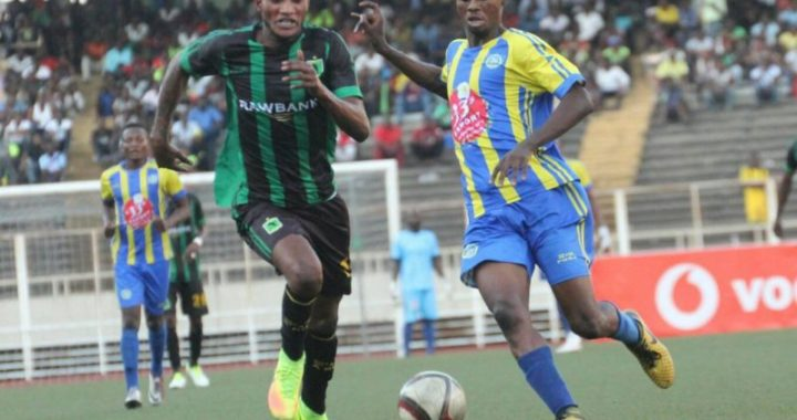 VL1 : V. Club fait l'essentiel face à Lupopo