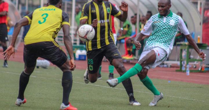 VL1 : Kazadi et V. Club s'offrent le derby kinois
