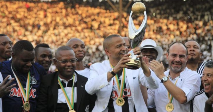Mazembe : Katumbi plutôt fier de ses joueurs !