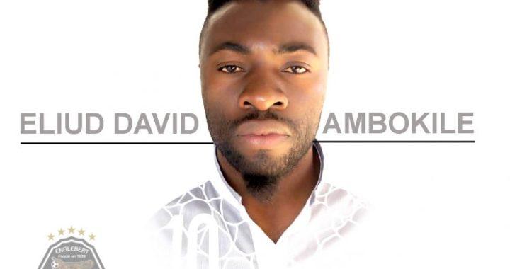 TP Mazembe : Eliud David Ambokile, le premier à signer!