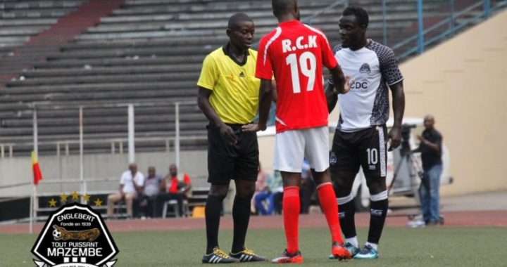 VL1 : Face au RCK, Mazembe assure l'essentiel !